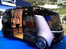 'КАМАЗ' создал беспилотную маршрутку 'Шатл'. Серийный выпуск обещают наладить к 2018 году