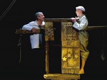 Татарский театр едет на фестиваль имени К.Тинчурина в Казань со спектаклем «Новелла о человеке»