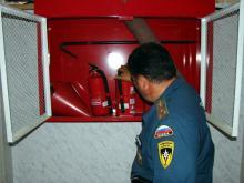 Пожарным предлагают дать право закрывать предприятия на 3 месяца после первого же нарушения