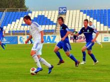 «КАМАЗ» - «Олимпиец» (Нижний Новгород). 2:2
