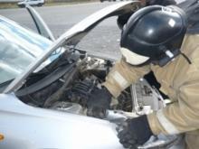 На проспекте Чулман при резком развороте маршрутки пассажир сломал ребра