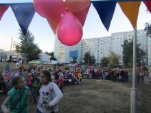 С праздником двора жителей 46-го комплекса поздравил замминистра экономики РТ Булат Хазиахметов