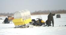 Рыбаки против браконьеров
