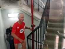 Ежегодный 'Бег по вертикали' по лестницам бизнес-центра '2.18' пройдет 11 сентября