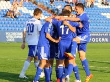 ФК 'КАМАЗ' одержал убедительную победу в Новотроицке со счетом 3:0
