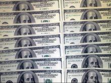 У задержанного столичного полковника МВД изъяли валюты на 8 миллиардов рублей