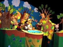 Театр кукол готовит несколько новых спектаклей. Сезон открывается 2 октября