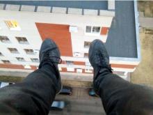 Руферы на крышах - головная боль коммунальщиков