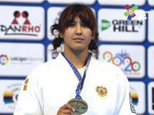 Челнинка Александра Гималетдинова завоевала 'бронзу' на первенстве Европы по дзюдо