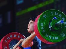 Челнинец Зулфат Гараев завоевал 'серебро' в Польше на первенстве Европы по тяжелой атлетике