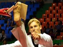 Студенты педуниверситета завоевали медали на Чемпионате мира по боевым искусствам в Корее