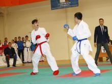 Челнинские мастера каратэ завоевали 40 медалей на первенстве Татарстана