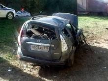 Виновник смертельного ДТП на трассе М-7 скрылся с места автоаварии