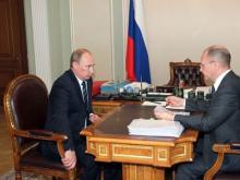 Глава 'Росатома' Сергей Кириенко не собирается работать в администрации президента России