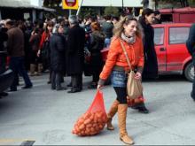 По просьбам жителей 42- комплексов на улице Усманова 2 раза пройдут ярмарки