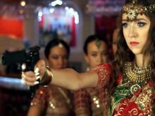 Татарская песня, индийские танцы: клип челнинки Алии Райхан (видео)
