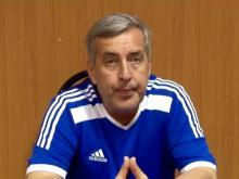 Наиль Магдеев отправил главного тренера ФК 'КАМАЗ' Игоря Шинкаренко в отставку
