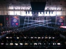 Суперфинал серии турниров игры World of Tanks проводится в Казани. Приз - 100 000 долларов