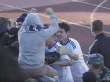 Футбольный клуб 'КАМАЗ' дал бой лидеру группы, но уступил в добавленное время