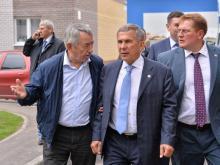'Показуха для президента': Рустам Минниханов сделал выговор главе Зеленодольска и Талгату Абдуллину