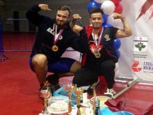 Челнинцы установили рекорды России среди ВУЗов по пауэрлифтингу, выступая за Ижевск и Казань