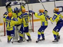 Хоккейная команда 'Челны' прервала серию поражений, одержав волевую победу - 4:3