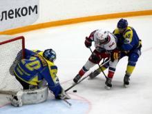 Хоккейная команда 'Челны' при равной игре уступила ХК 'Тамбов' со счетом 0:3