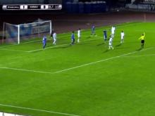 Футбольный клуб 'КАМАЗ' минимально уступил в Нижнем Новгороде команде 'Олимпиец'