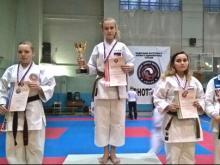 Юная челнинка заняла 1 место на  Всероссийских соревнованиях по восточному боевому единоборству