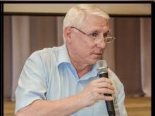 'Ушел из жизни профессор Рифат Хабибуллин' (официальное сообщение, институт КФУ)