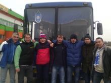 Поддержка челнинских болельщиков не помогла ФК 'КАМАЗ' заработать очки в Сызрани