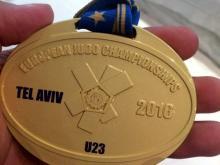 Челнинец Нияз Билалов стал обладателем золотой медали на чемпионате Европы по дзюдо