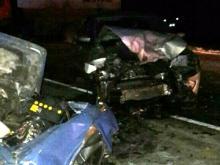 На трассе 'Альметьевск - Чистополь' лихач на автомобиле 'ВАЗ-2107' попал в смертельное ДТП