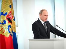 1 декабря Владимир Путин в очередной раз произнесет свое ежегодное послание депутатам