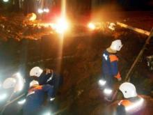 Материалы прокуратуры: Заваленные в траншее рабочие погибли от удушения и черепно-мозговой травмы