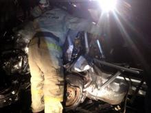 В страшном ДТП в Зеленодольском районе Татарстана погибли пятеро мужчин