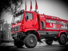 Конкурент «КАМАЗ-мастера» выступит на «Дакаре-2017» при поддержке российской компании
