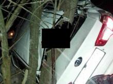 По дороге к санаторию 'Корабельная Роща' погибла в ДТП 33-летняя женщина