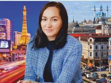 Эльмира Загидуллина из пресс-службы президента ушла в официантки