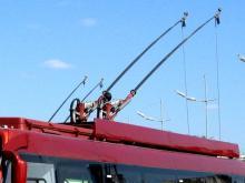 Инженеры и конструкторы «КАМАЗа» создают модель троллейбуса с автономным ходом