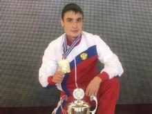 Как челнинец Ильназ Сайфуллин завоевал титул чемпиона Европы по кикбоксингу (видео)