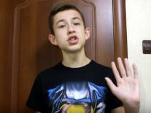 Нижнекамский школьник Вадим Грац критикует уроки татарского языка (видео)