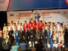 Сборная Татарстана завоевала Кубок посла Республики Корея на турнире по тхэквондо