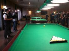 В Набережных Челнах прошел турнир по игре в бильярд