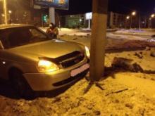 По вине 22-летних водителей в трех ДТП в Набережных Челнах пострадали 3 молодые женщины