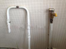 Жители двух квартир пытались нелегально подключить газ