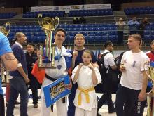 Вячеслав Соловьев стал чемпионом мира по каратэ киокусинкай среди юниоров 16-17 лет