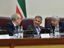 Председатель Госсовета РТ: «Понятие «гражданская нация» (в России) не должно подменять этничность»