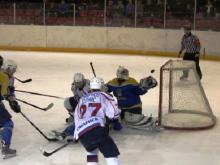 Хоккейный клуб 'Челны' потерпел разгромное поражение от 'Славутича' из Смоленска - 1:4