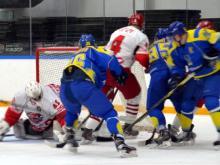 Хоккейный клуб 'Челны' разгромил гостей из Барнаула со счетом 6:1